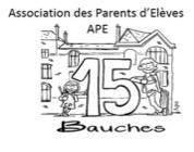 ACCUEIL APE 15 BAUCHES - apebauches@gmail.com